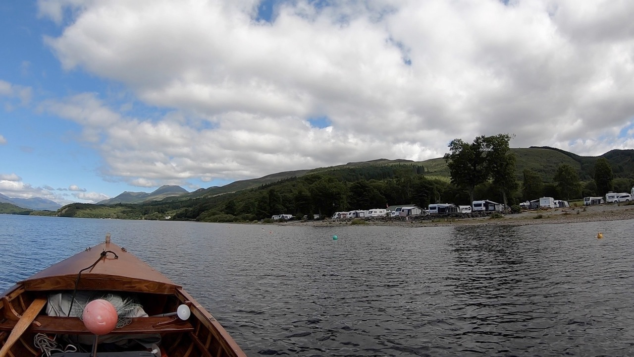 Loch Lomond July 7th 2018i