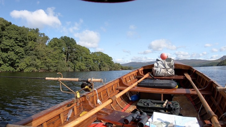 Loch Lomond 25th Aug 2018b