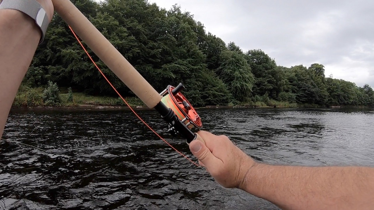 River Leven 2nd Aug 2018a