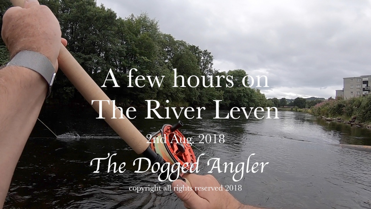 A few hours on The River Leven