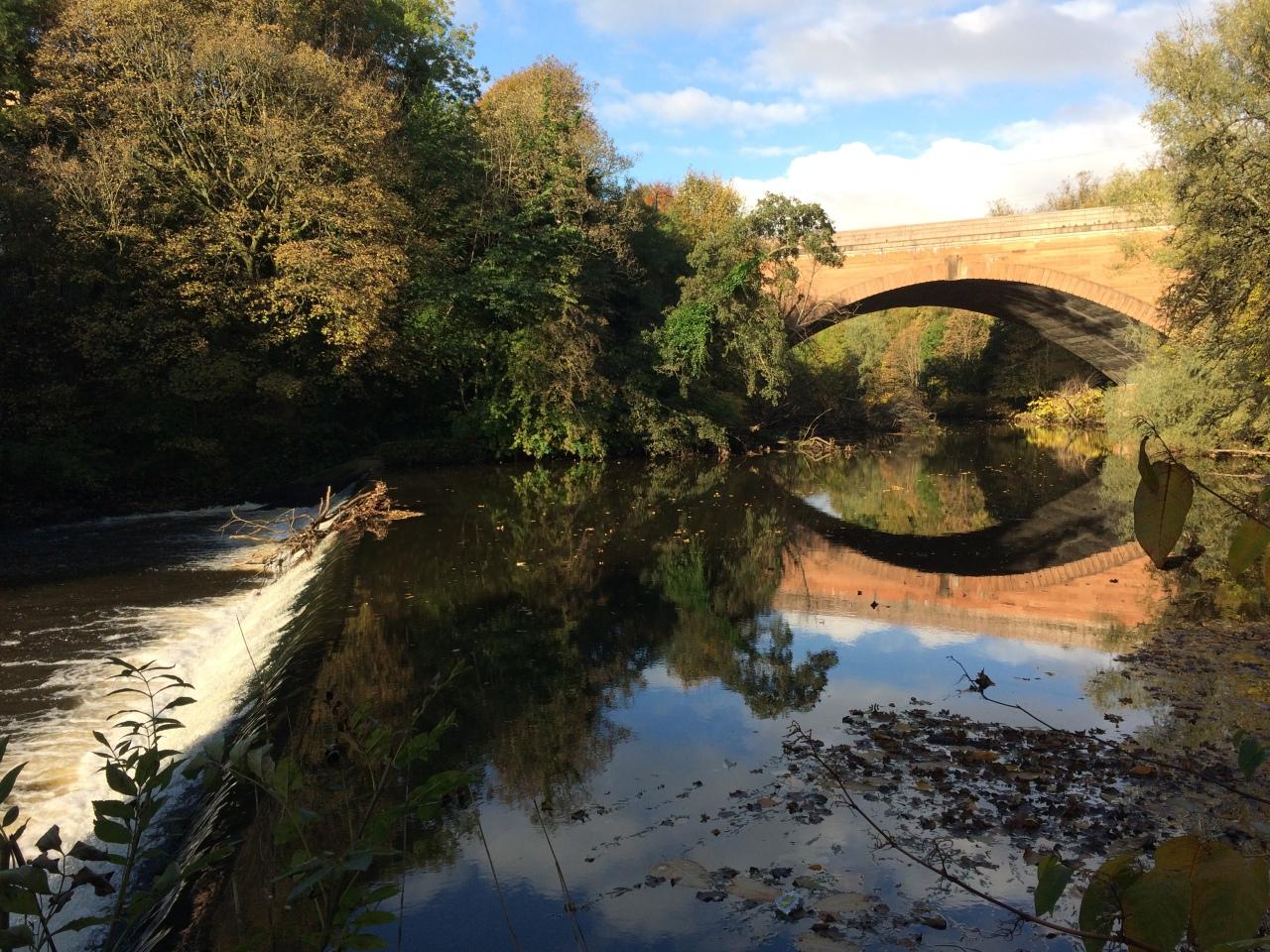 "Glasgow's secret angling ""paradise"""
