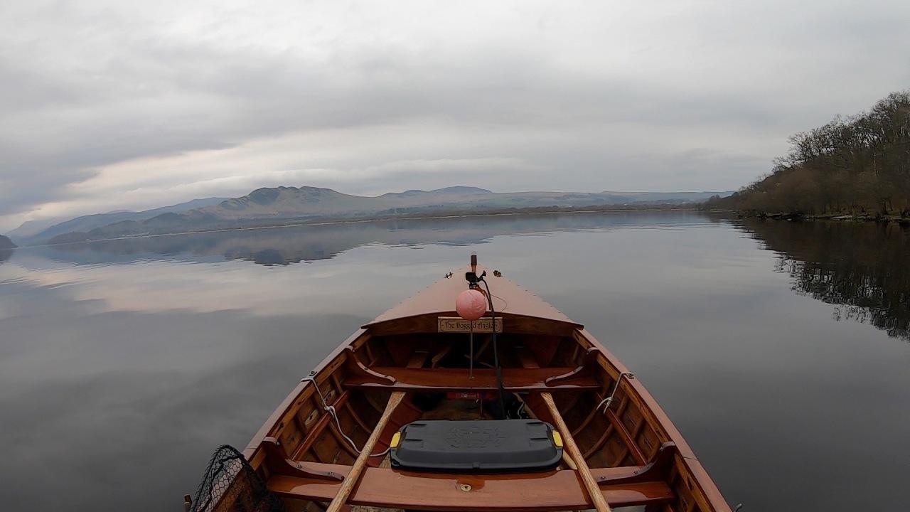 Loch Lomond 6th April 2019i