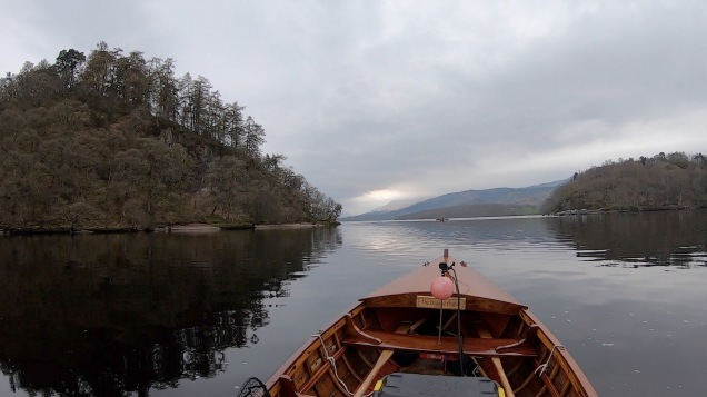 Loch Lomond April 5th 2019e