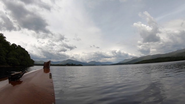 Loch Lomond 8th June 2019h