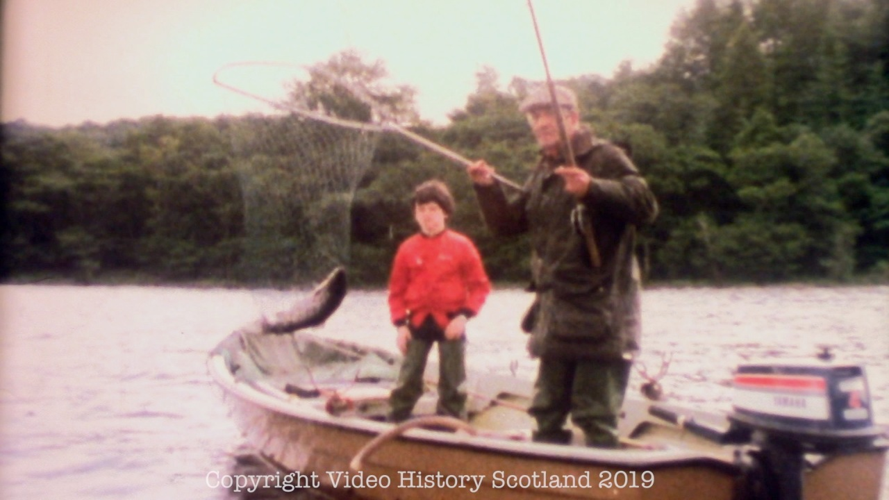 Fishing in Scotland 1970's – Trailer