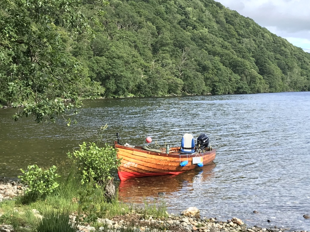 Loch Lomond 4th July 2020