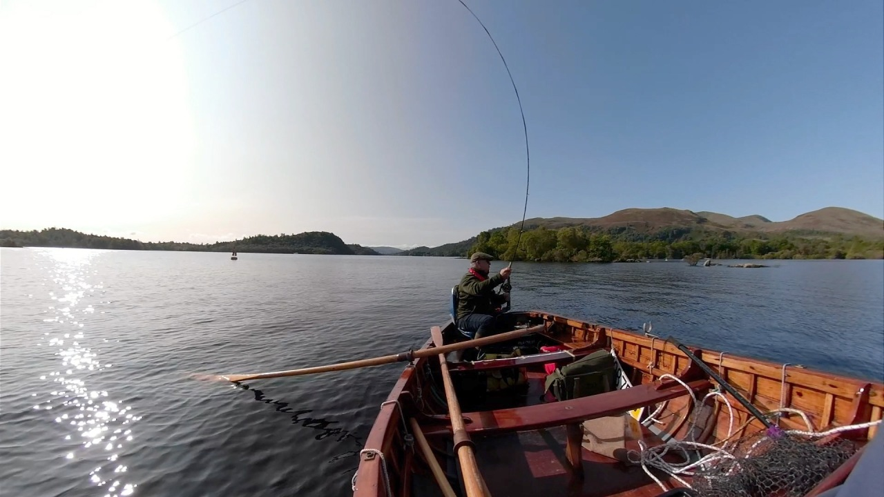 Loch Lomond Fly Fishing Competition